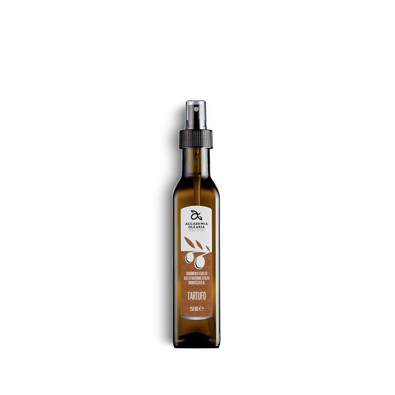 Olio extravergine di oliva aromatizzato al tartufo